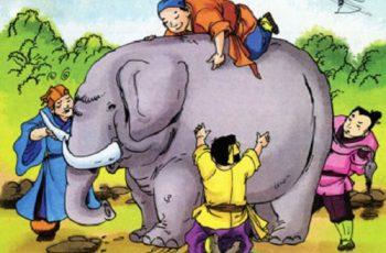 Ý nghĩa Thầy bói xem voi Lớp 6