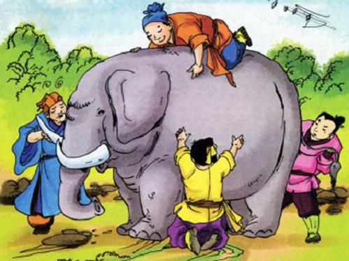 Bài học và ý nghĩa truyện Thầy bói xem voi Lớp 6