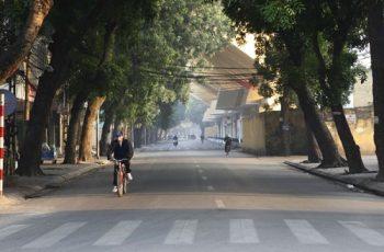 Dàn ý tả cảnh đường phố vào buổi sáng hay