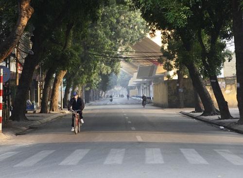 Dàn ý tả cảnh đường phố vào buổi sáng & buổi chiều