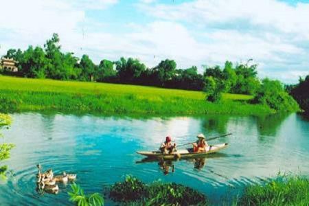 Lập dàn ý miêu tả cảnh sông nước và dòng sông LỚP 5