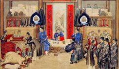Hướng dẫn tóm tắt chuyện cũ trong phủ Chúa Trịnh