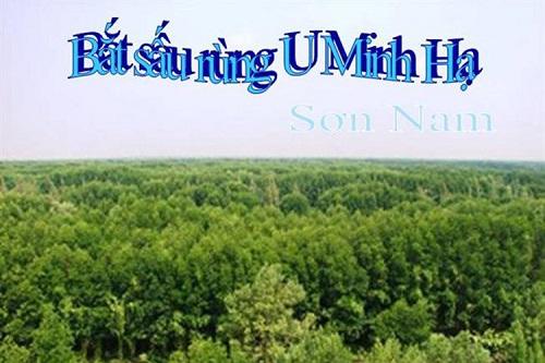 Tóm tắt Bắt sấu rừng U Minh Hạ