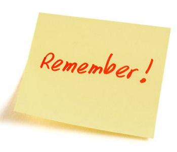 Cấu trúc Remember – Cách dùng Remember cần nhớ