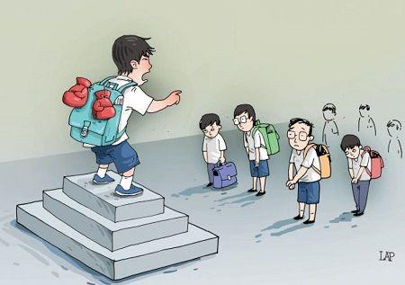 Nghị luận về bạo lực học đường trong học sinh hiện nay