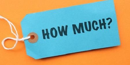 Cách hỏi, nói giá tiền trong Tiếng Anh