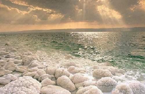 Biển Chết ở đâu? Tại sao gọi là Biển Chết
