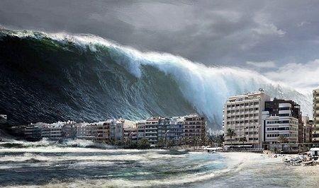 Sóng thần là gì? Nguyên nhân, dấu hiệu nhận biết sóng thần