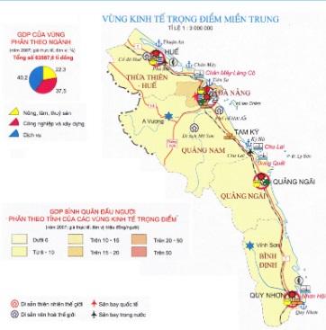 Vùng kinh tế trọng điểm miền Trung