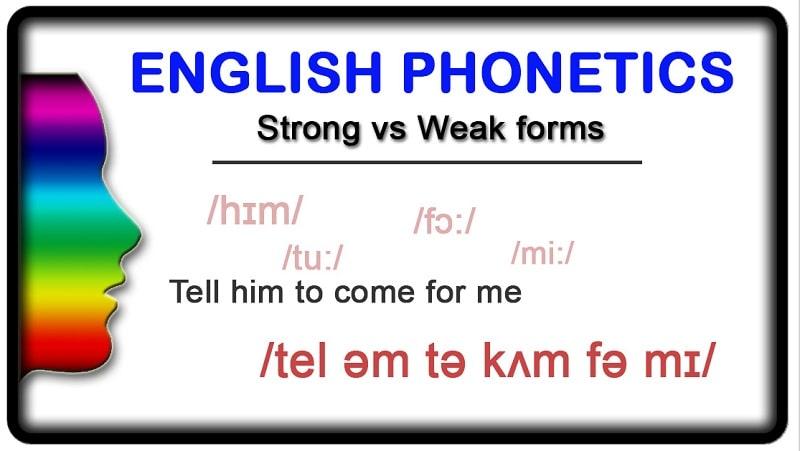 trọng âm tiếng Anh