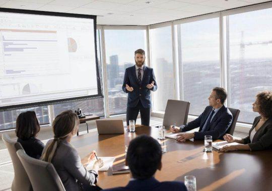 Thuyết trình tiếng Anh: Cách xây dựng bài thuyết trình xuất sắc